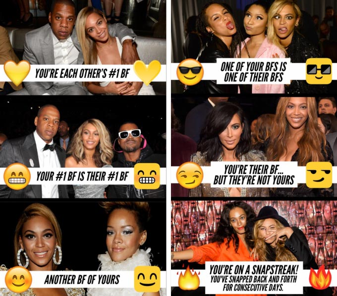 Betekenis Snapchat emoji