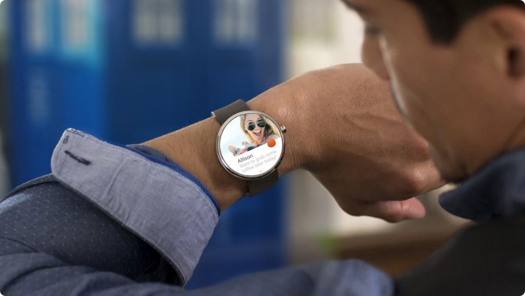 smartwatch-Tinder